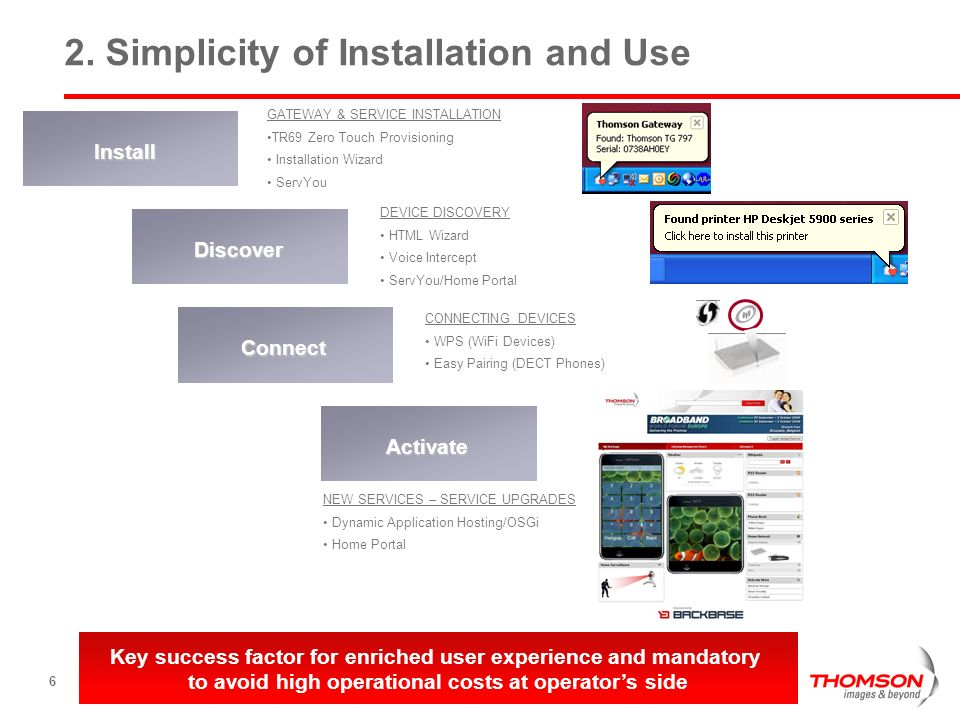 2. Simplicity of Installation and Use