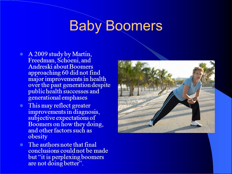 3333 Baby Boomers.