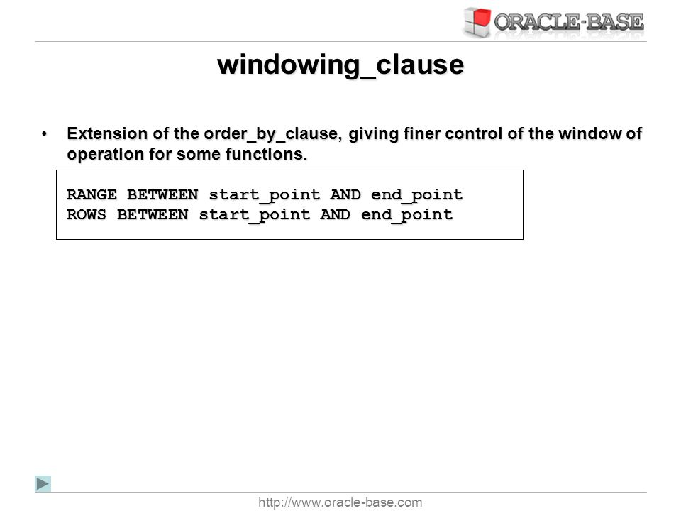 windowing_clause