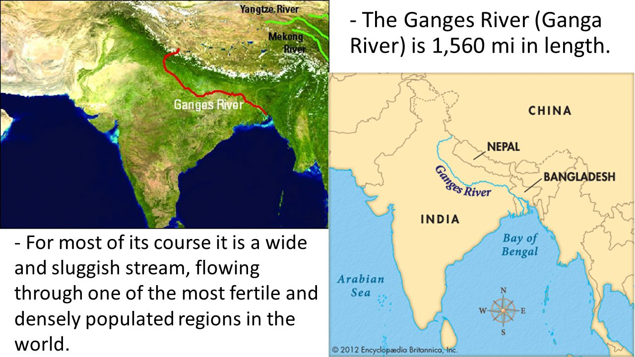 Map Of Asia Ganges River.Ss7g9 The Student Will Locate Selected Features In Southern And