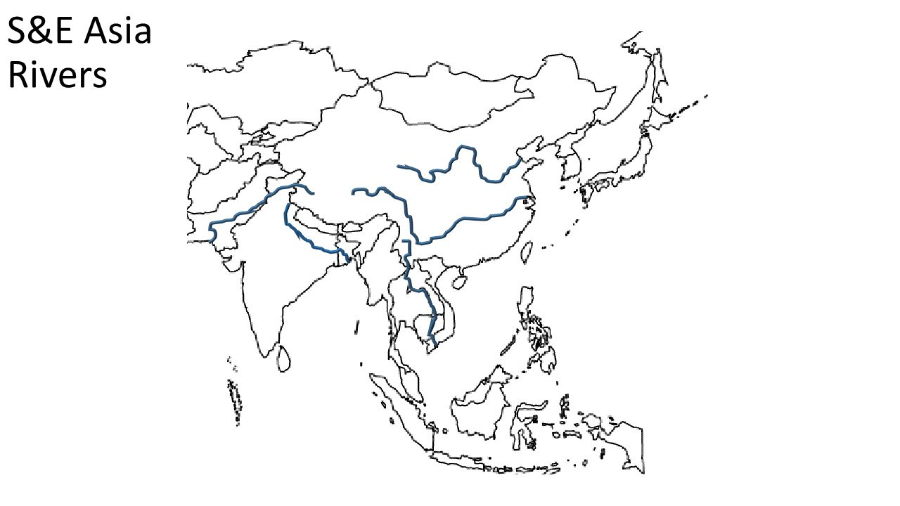 Picture of: Ss7g9 The Student Will Locate Selected Features In Southern And Eastern Asia Locate On A World And Regional Political Physical Map Ganges River Huang Ppt Video Online Download