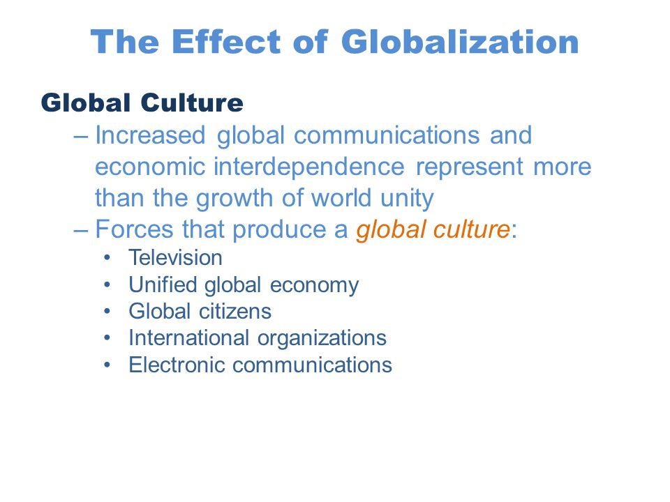 global economic interdependence Global interdependence from 1999- 2001, frameworks institute was commissioned by the aspen institute to conduct a series of research projects to determine how americans think about global interdependence.