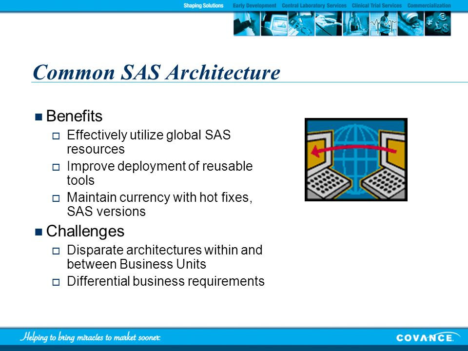 Common SAS Architecture