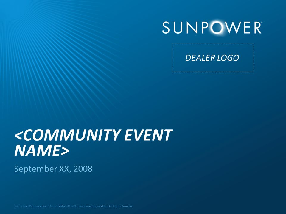 <COMMUNITY EVENT NAME>