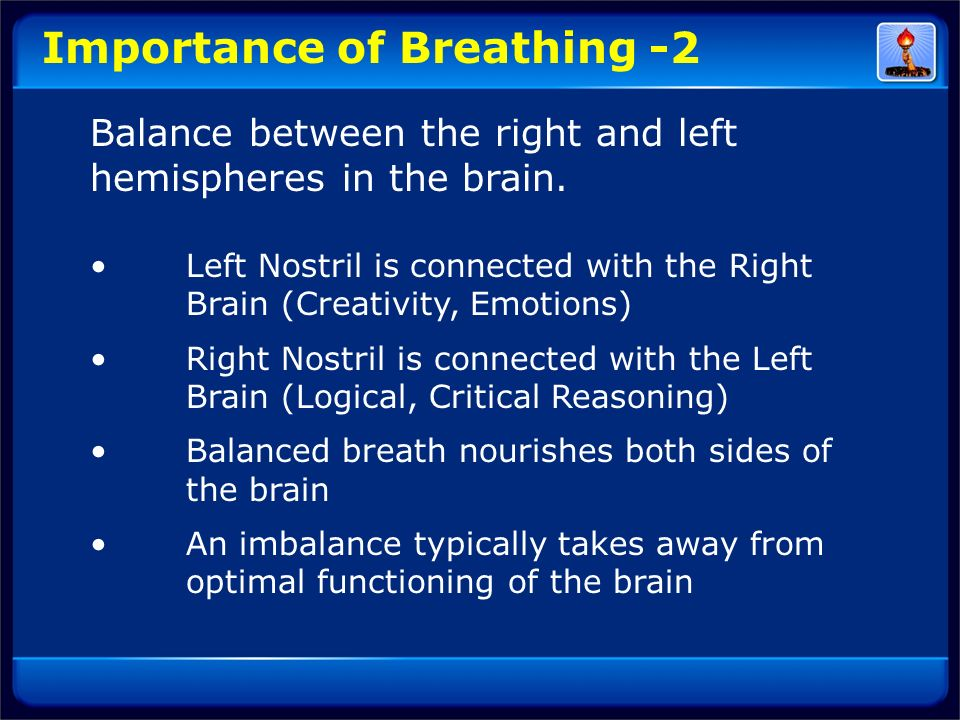 Importance of Breathing -2
