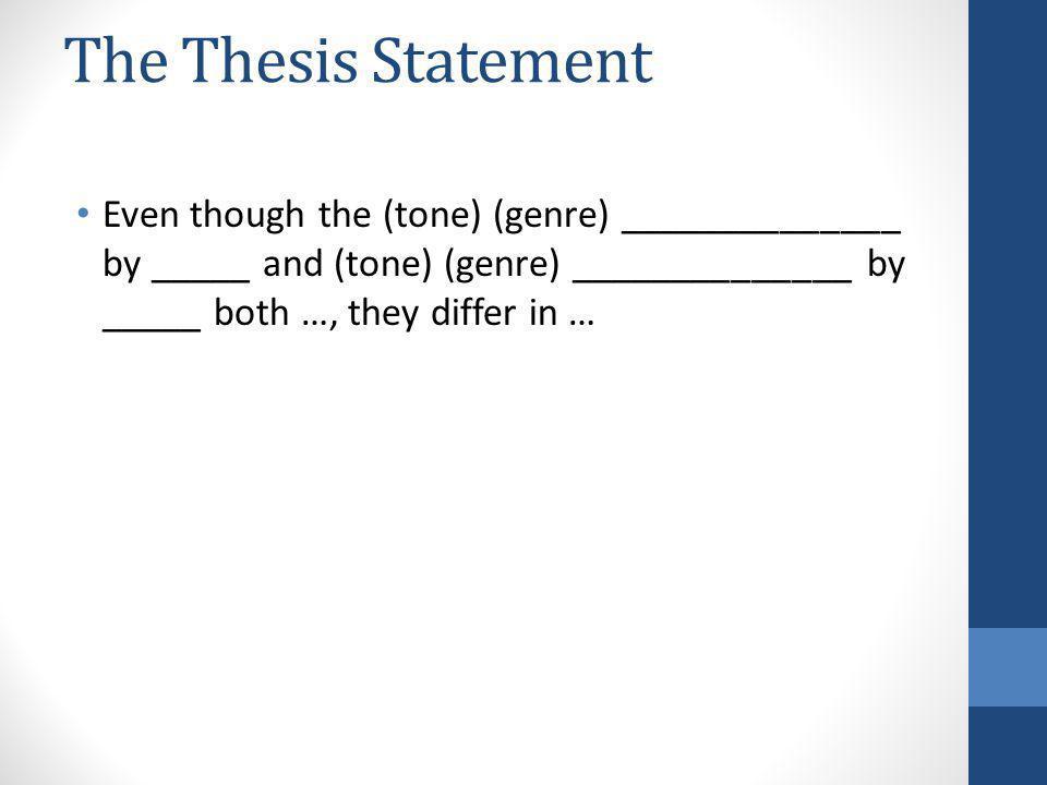 comparative rhetorical analysis essay example