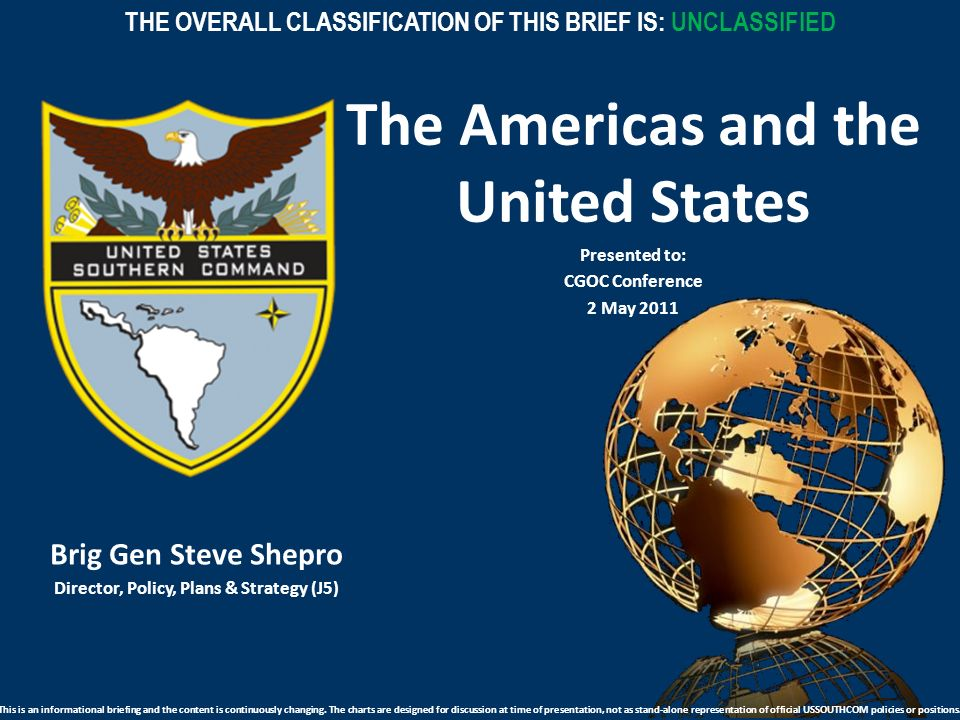 The Americas and the United States