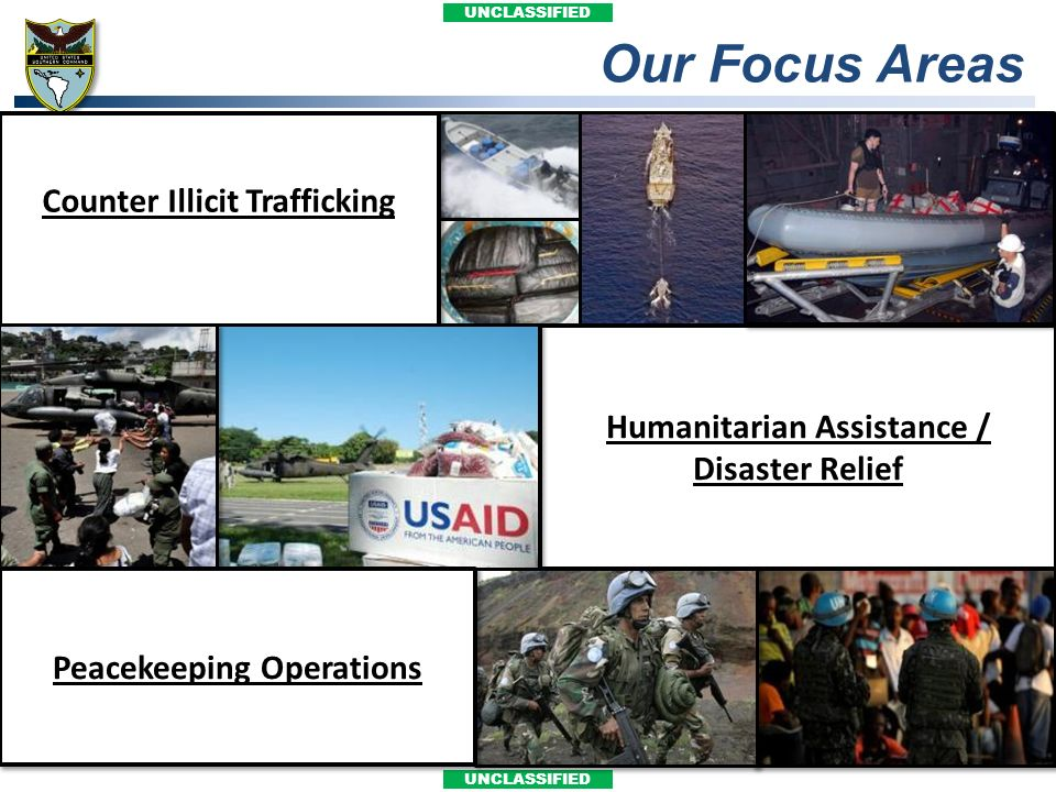 Humanitarian Assistance / Disaster Relief Peacekeeping Operations
