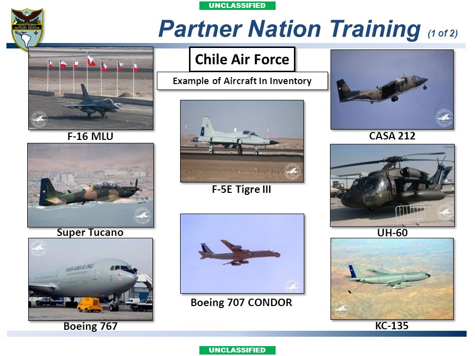 Partner Nation Training (1 of 2)