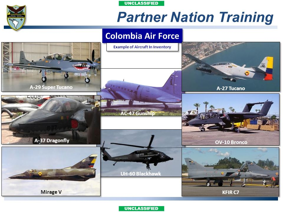 Partner Nation Training