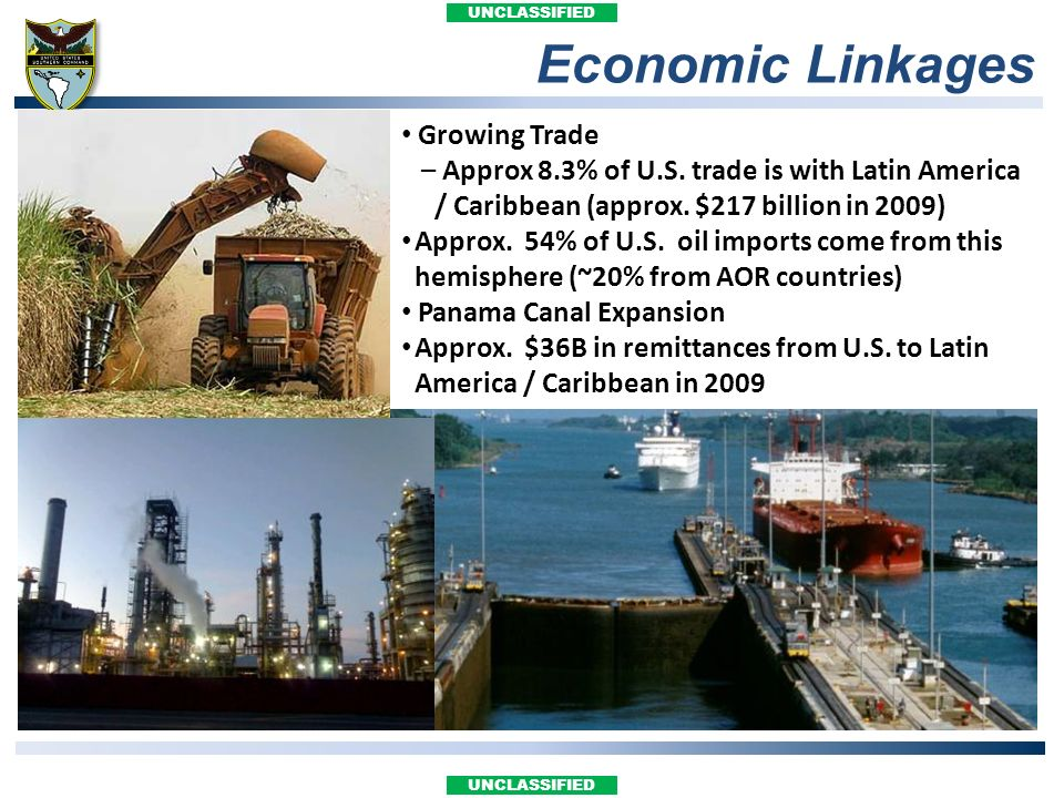 Economic Linkages Growing Trade