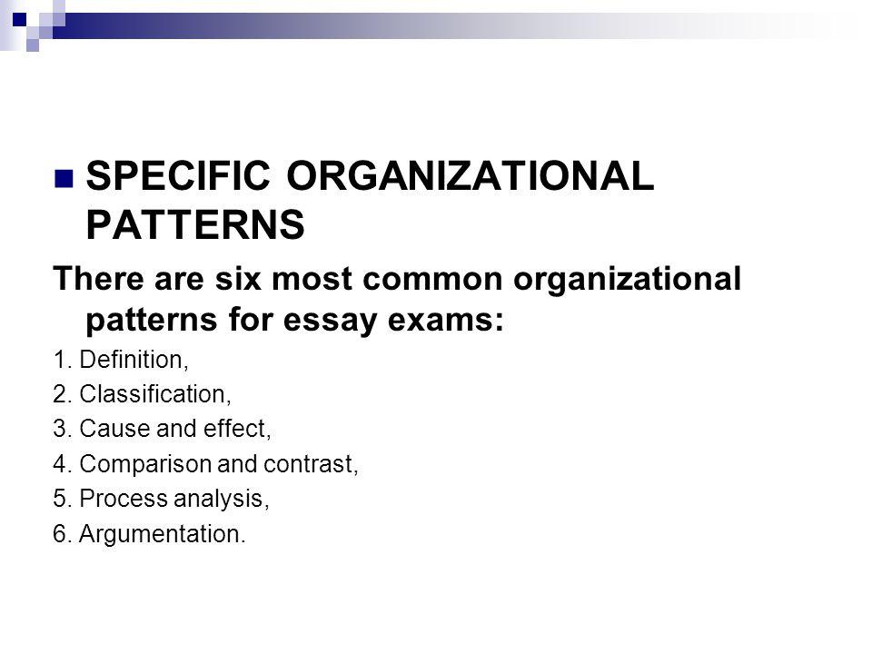 Cause Effect Essay Organizational Patterns | Mistyhamel