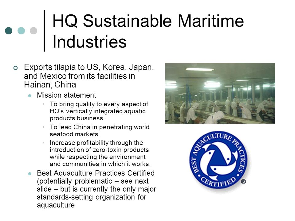 HQ Sustainable Maritime Industries