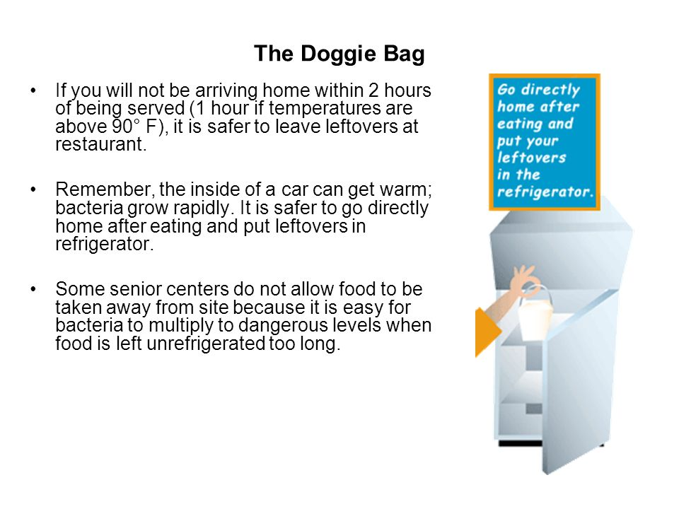 The Doggie Bag