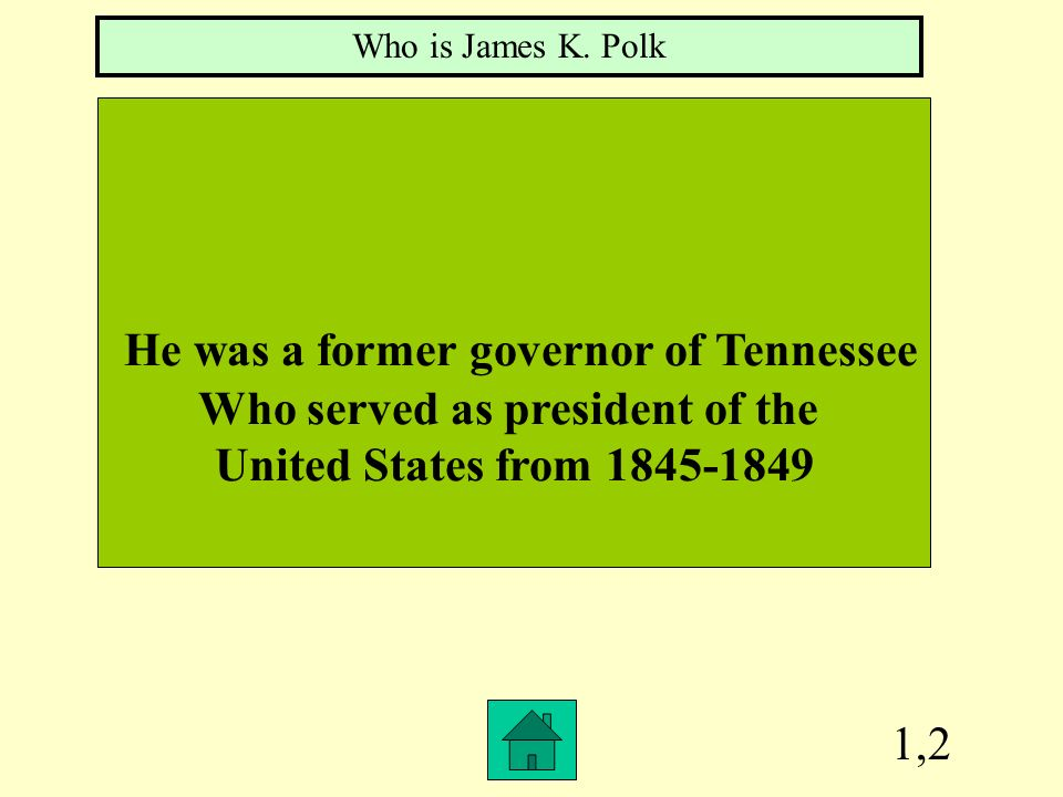 Who served as president of the