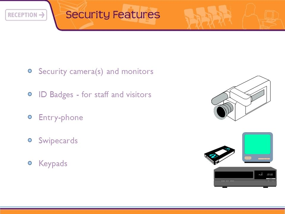 Security camera(s) and monitors