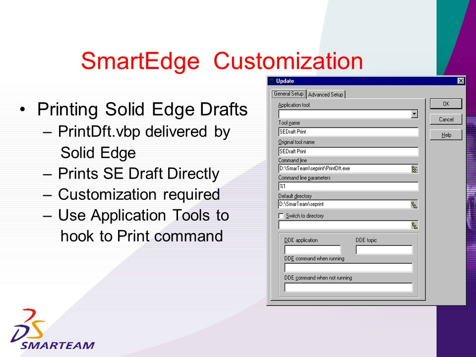 SmartEdge Customization