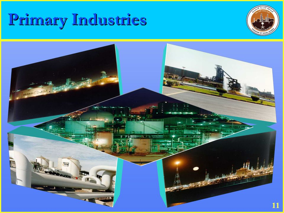Primary Industries 11