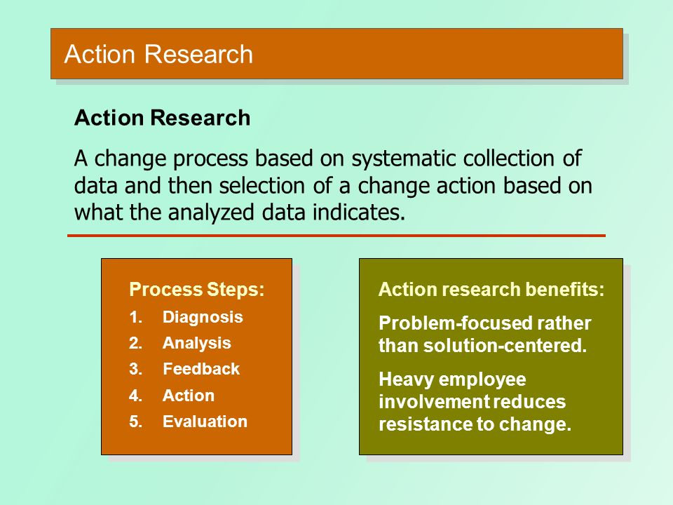 Action Research Action Research
