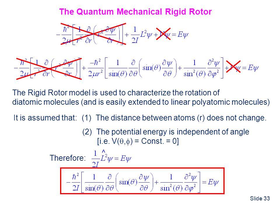 Rigid-rotor models and angular momentum eigenstates ppt video.