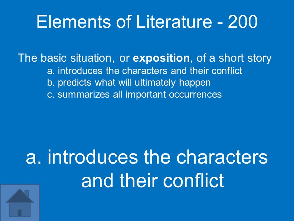 Elements of Literature - 200