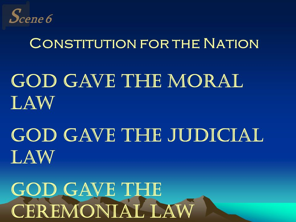 Constitution for the Nation