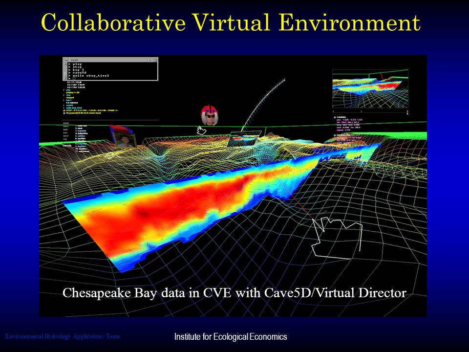 Collaborative Virtual Environment