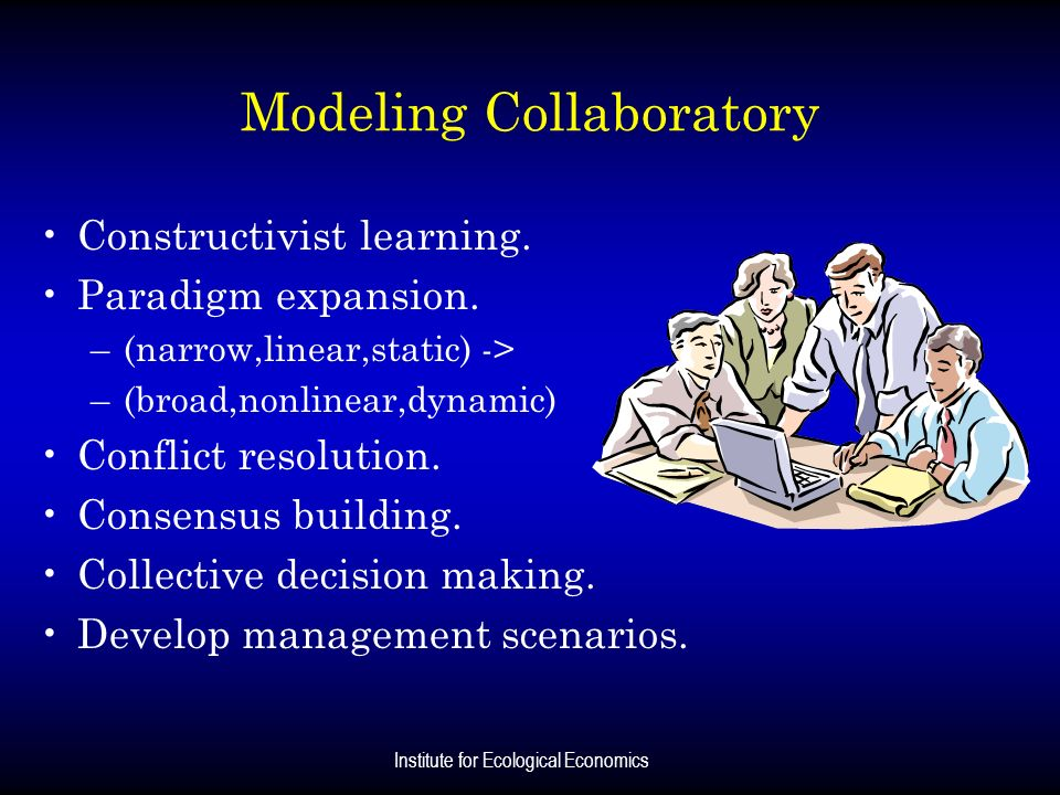 Modeling Collaboratory
