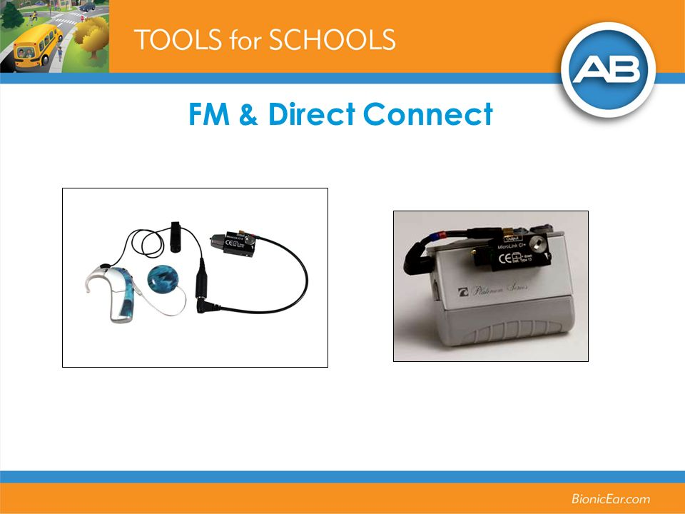 FM & Direct Connect