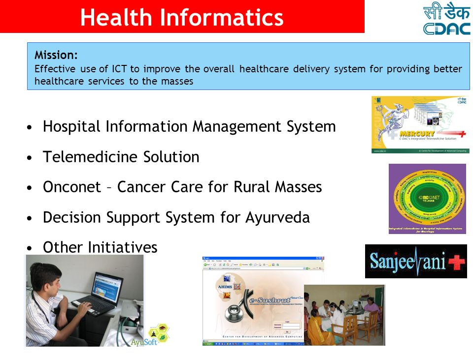 Health Informatics Hospital Information Management System