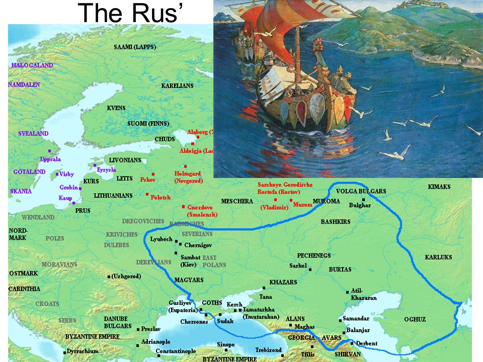 The Rus'