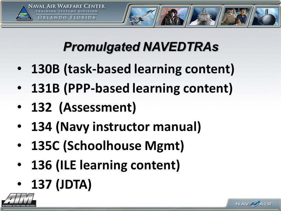 netc n7 status update to aim frb roy hoyt netc n74 jake aplanalp rh slideplayer com NAVEDTRA 134 Navy Instructor Manual Navy Rate Training Manuals