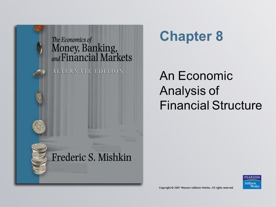 An Economic Analysis of Financial Structure
