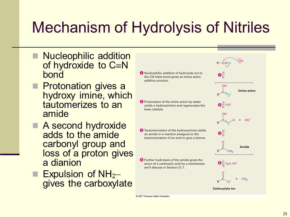 Chapter 20: Carboxylic Acids and Nitriles - ppt video online
