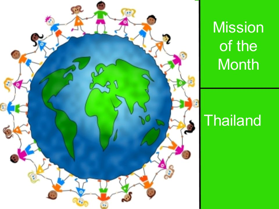 Mission of the Month Thailand