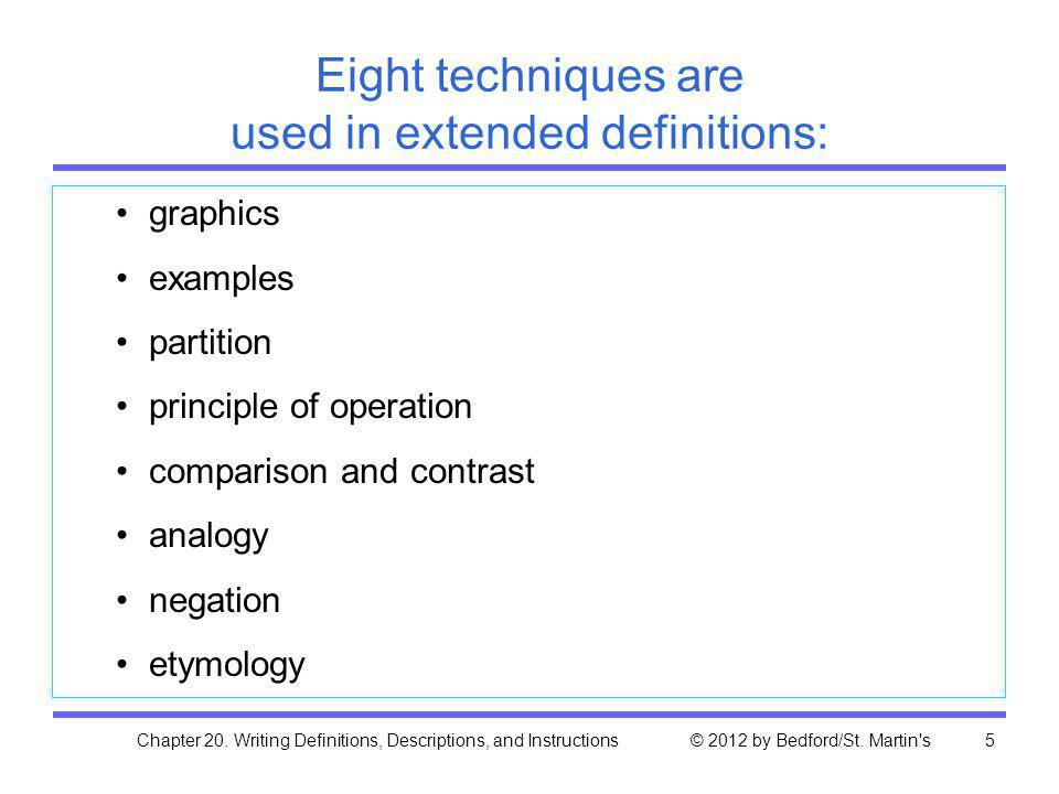 Descriptions And Instructions Ppt Video Online Download