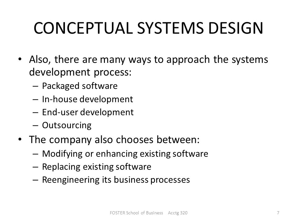 Chapter 1: introduction to systems analysis and design ppt video.