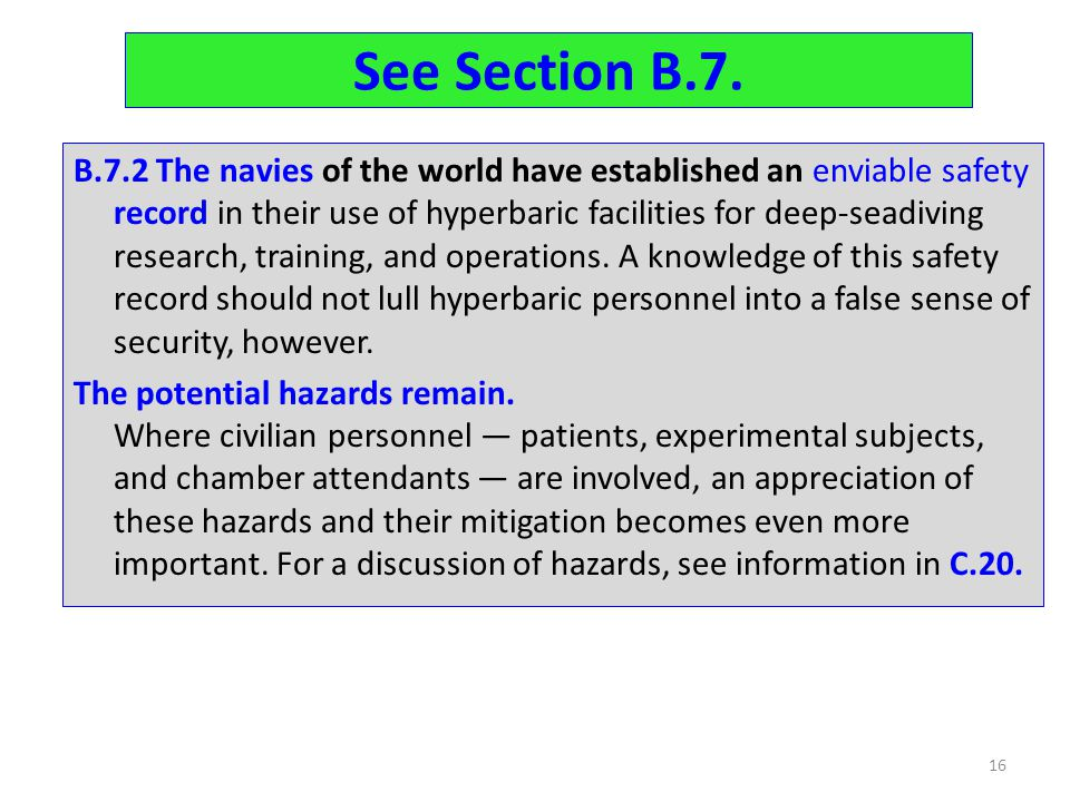 See Section B.7.