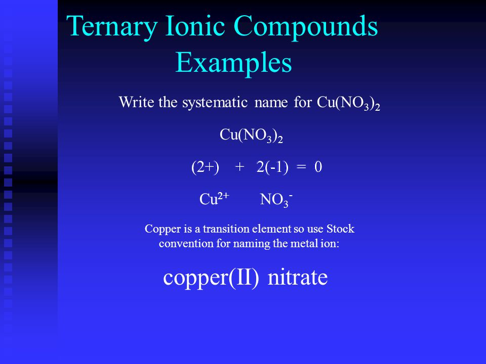 a systematic approach to naming chemical compounds - ppt download