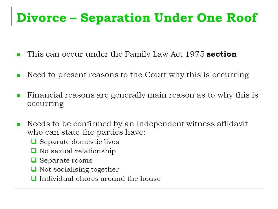 Family law seminar riverland community legal service ppt video divorce separation under one roof altavistaventures Gallery