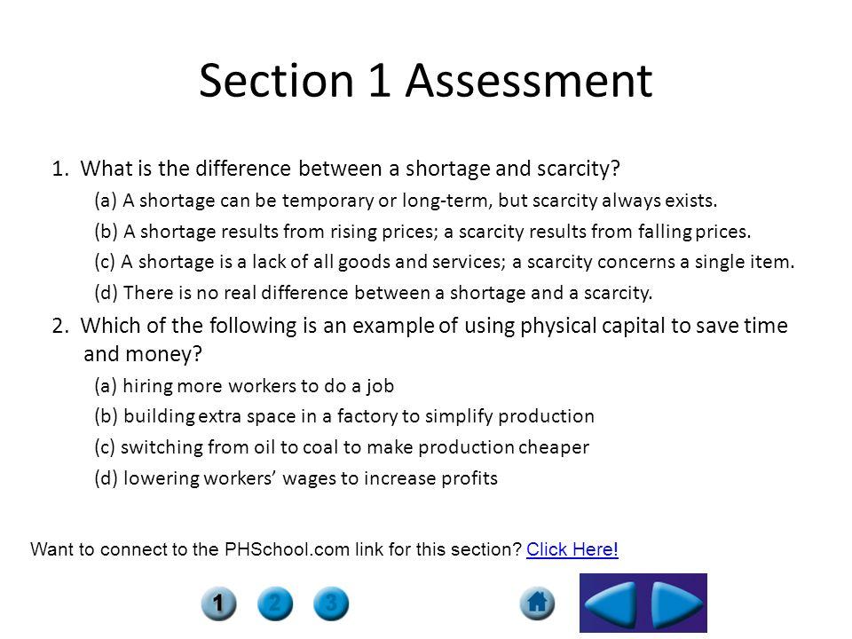 Economics Basics Definitions Factors Of Production Scarcity And