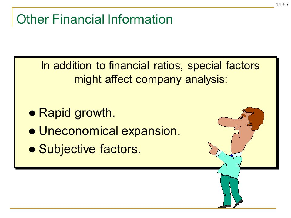 Other Financial Information