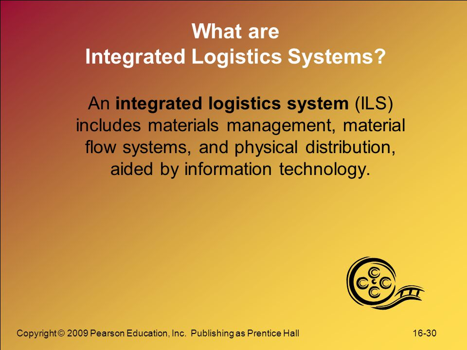 What are Integrated Logistics Systems