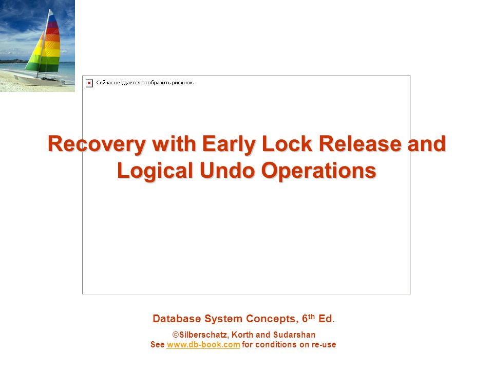 Recovery with Early Lock Release and Logical Undo Operations