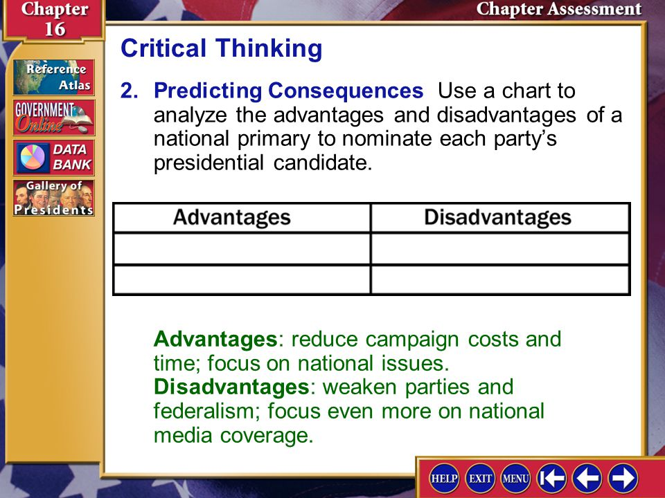 disadvantages of critical thinking