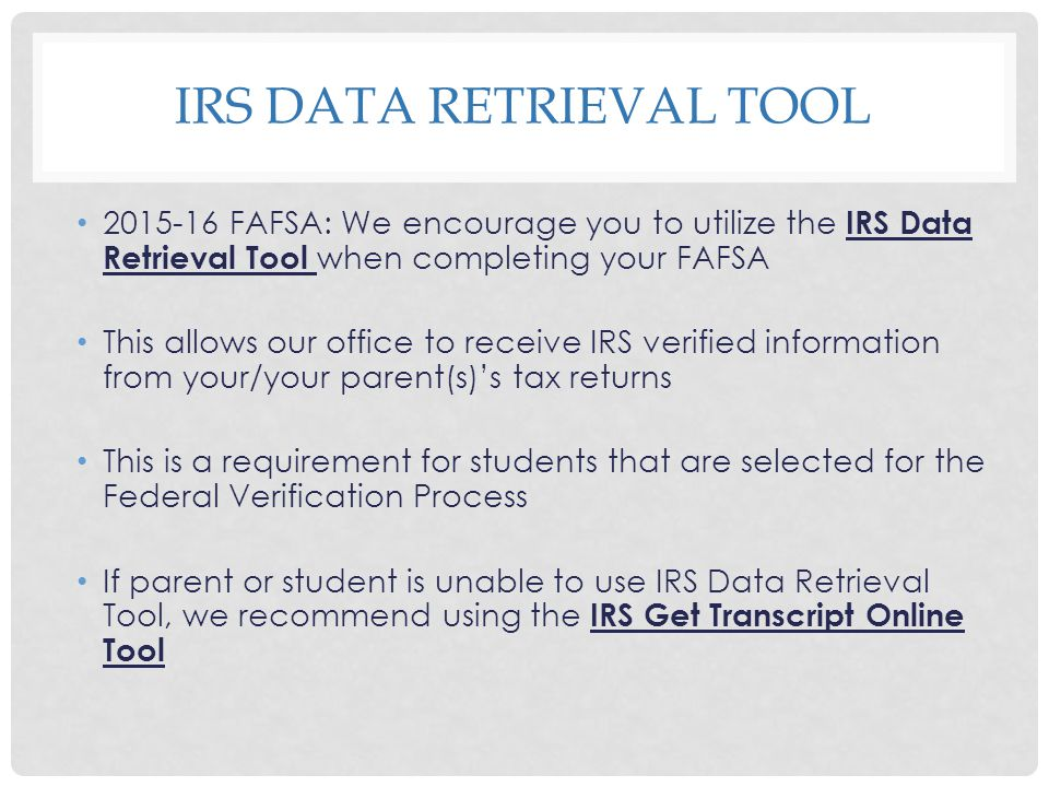 Financial Aid Renewal ppt download