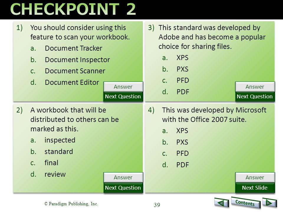 Benchmark Series Microsoft Excel 2013 Level 2 - ppt download