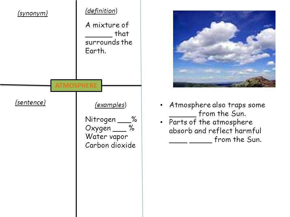 biosphere sentence