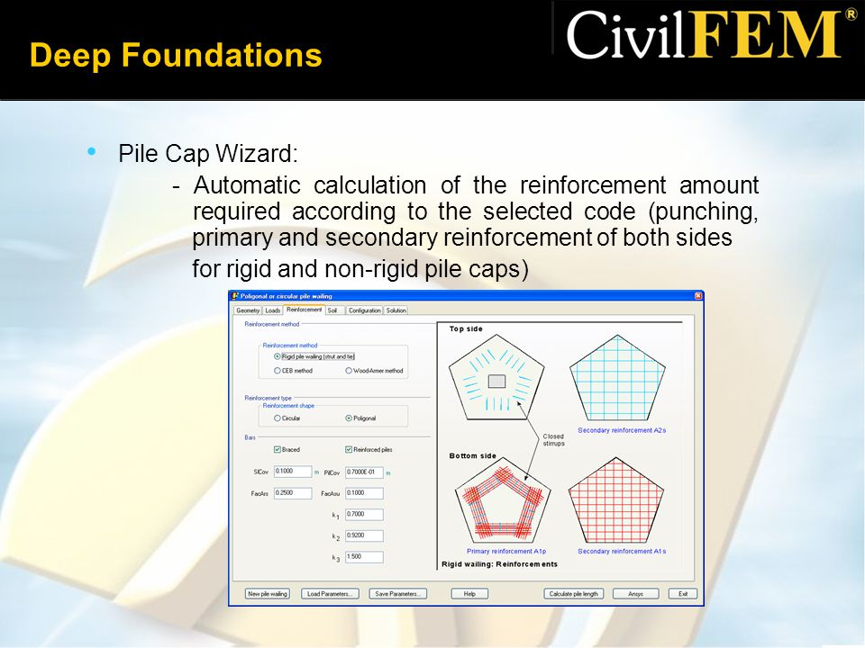Geotechnical module capabilities - ppt video online download