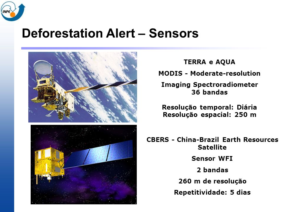 Deforestation Alert – Sensors